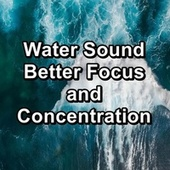 Water Sound Better Focus and Concentration von Delta Waves
