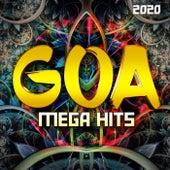Goa Mega Hits 2020 de Various Artists
