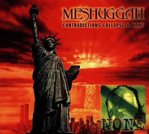Contradictions Collapse Classic Series von Meshuggah