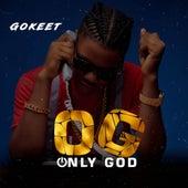 OG (ONLY GOD) (EP) by Gokeet