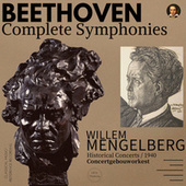 Beethoven: The 9 Symphonies by Willem Mengelberg by Willem Mengelberg