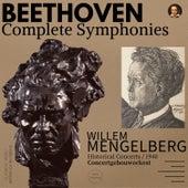 Beethoven: The 9 Symphonies by Willem Mengelberg von Willem Mengelberg