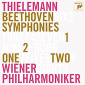 Beethoven: Symphonies Nos. 1 & 2 by Christian Thielemann