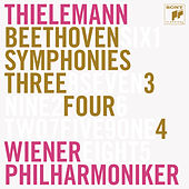 Beethoven: Symphonies Nos. 3 & 4 by Christian Thielemann