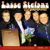 20 Guldlåtar - Volym 3 de Lasse Stefanz