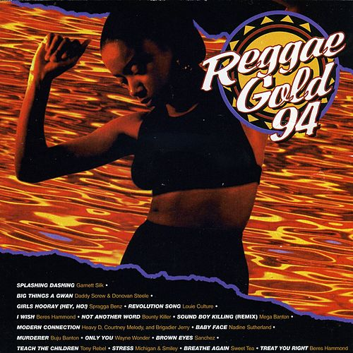 Reggae Gold 1994 by Various Artists