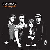 That's What You Get di Paramore