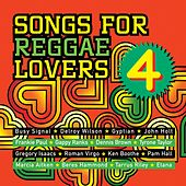 Songs For Reggae Lovers Vol. 4 de Various Artists