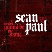 Never Gonna Be The Same de Sean Paul