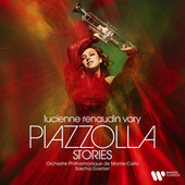 Piazzolla Stories - Oblivion (Arr. Zimmerman for Trumpet and Orchestra) de Lucienne Renaudin Vary