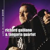 Live in Marciac von Richard Galliano
