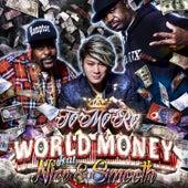 WORLD MONEY by Tom Oro