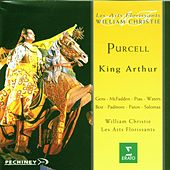 Purcell : King Arthur by William Christie