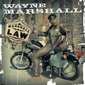 Marshall Law by Wayne Marshall