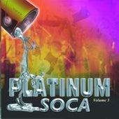 Platinum Soca Vol 3 by Various Artists