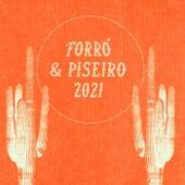 Forró e Piseiro 2021 de Various Artists