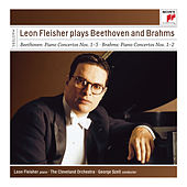 Leon Fleisher plays Beethoven and Brahms Concerto by Leon Fleisher