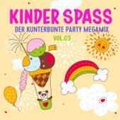 Kinder Spass, Vol. 3 : Der kunterbunte Party Megamix by Various Artists