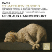 Bach, JS: St Matthew Passion, BWV 244 (Recorded 2000) by Nikolaus Harnoncourt
