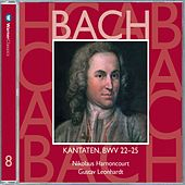 Bach, JS : Sacred Cantatas BWV Nos 22 - 25 von Various Artists