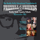 Frizzell & Friends Buddy Holly Country Tribute de David Frizzell