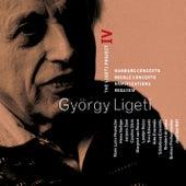 Ligeti : Project Vol.4 - Hamburg Concerto, Double Concerto, Requiem & Ramifications von Ligeti Project