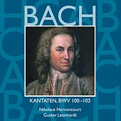 Bach, JS : Sacred Cantatas BWV Nos 100 - 102 von Various Artists