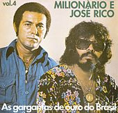 Volume 04 (As Gargantas de Ouro do Brasil) de Milionário e José Rico