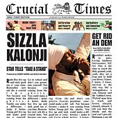 Crucial Times by Sizzla