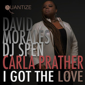 I Got The Love von David Morales