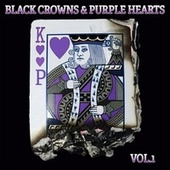 Black Crowns & Purple Hearts, Vol. 1 by Koop