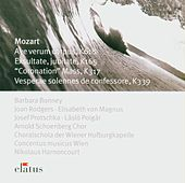 Elatus - Mozart : Sacred Works by Nikolaus Harnoncourt
