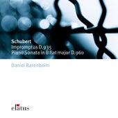 Schubert : Piano Sonata No.21 & 4 Impromptus by Daniel Barenboim