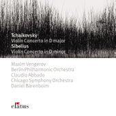 Tchaikovsky & Sibelius : Violin Concertos von Maxim Vengerov