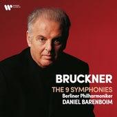 Bruckner : Symphonies Nos 1 - 9 von Daniel Barenboim
