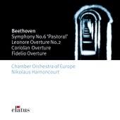 Beethoven : Symphony No.6, 'Pastoral' & Overtures (-  Elatus) by Nikolaus Harnoncourt