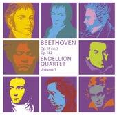 Beethoven : String Quartets Vol.2 by Endellion String Quartet
