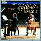 Sonatas for Cello and Piano von Arto Noras and Bruno Rigutto