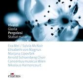 Vivaldi : Gloria & Pergolesi : Stabat Mater by Nikolaus Harnoncourt