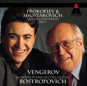 Prokofiev : Violin Concertos Nos 1 & 2 - Glazunov : Violin Concerto von Maxim Vengerov