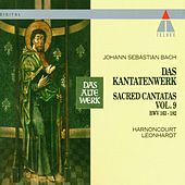 Bach : Sacred Cantatas Vol.9 : BWV 163-166 von Various Artists