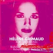 Brahms : Piano Concerto No.1 & Strauss, Richard : Burleske von Hélène Grimaud