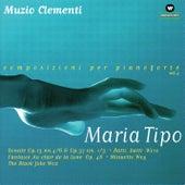 Composizioni per pianoforte Vol. 4 de Maria Tipo
