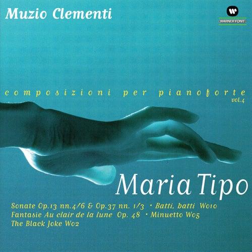 Composizioni per pianoforte Vol. 4 by Maria Tipo