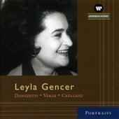 Leyla Gencer : Arias by Leyla Gencer