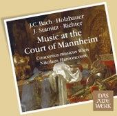 Music at the Court of Mannheim von Nikolaus Harnoncourt