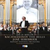 Rachmaninov : The Bells - Live in Moscow de José Serebrier