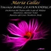 Vincenzo Bellini: La sonnambula by Maria Callas
