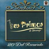 20 Del Recuerdo de Los Primos De Durango