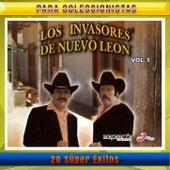 20 Super Exitos Vol.1 de Los Invasores De Nuevo Leon